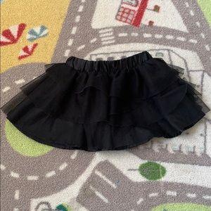 Baby Girls Circo Tulle Black Tutu